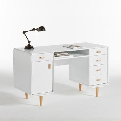 Jimi Double Storage Desk La Redoute Interieurs