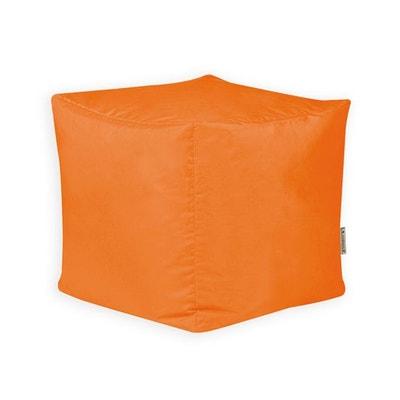 Pouf Poire Cube d?extérieur et L?intérieur - Tabouret Pouf Poire Cube d?extérieur et L?intérieur - Tabouret BEAN BAG BAZAAR