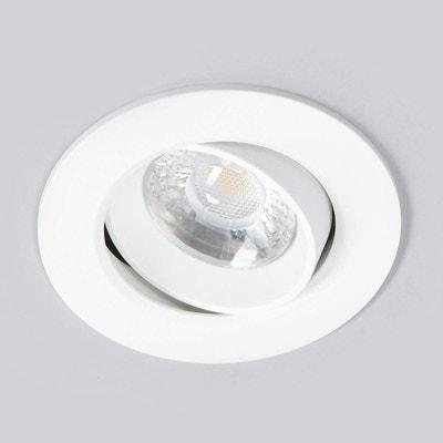 led spot encastrable en plastic quentin pour cuisine led spot encastrable en plastic