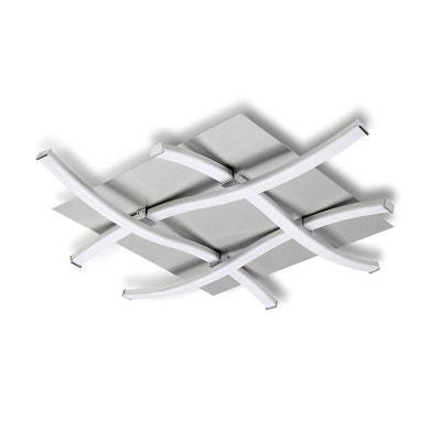 Plafonnier design LED carré - Nur XL MANTRA