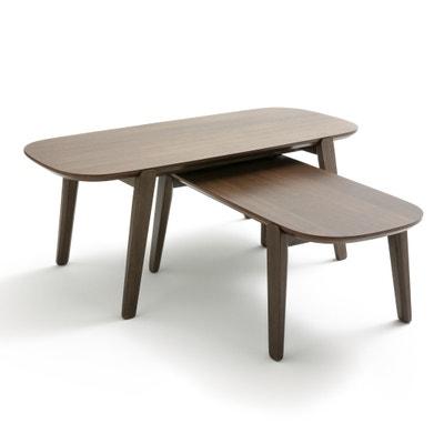 Tavolini bassi impilabili (conf. da 2) AGURA Tavolini bassi impilabili (conf. da 2) AGURA La Redoute Interieurs