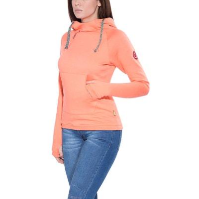 Spotter - Couche intermédiaire Femme - orange EDELRID