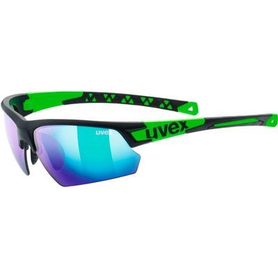 Sportstyle 224 - Lunettes cyclisme - vert noir UVEX 04af67f1469a