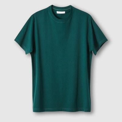 b614257d3e736 T-shirt grande taille col rond manches courtes CASTALUNA FOR MEN