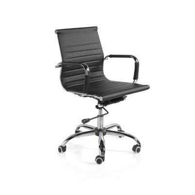 Chaise fauteuil de bureau en solde la redoute - Chaises la redoute soldes ...