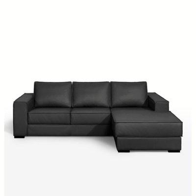 Canapé d'angle, fixe, confort supérieur, coussins Canapé d'angle, fixe, confort supérieur, coussins LA REDOUTE INTERIEURS