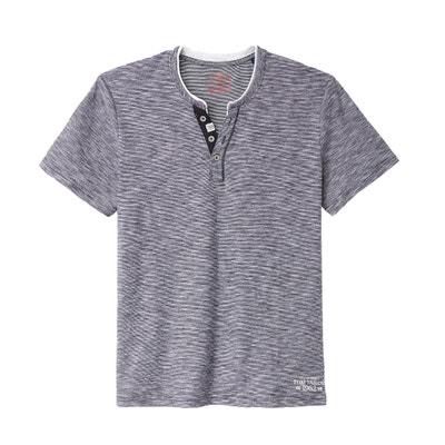 Plain Short-Sleeved Crew Neck T-Shirt Plain Short-Sleeved Crew Neck T-Shirt TOM TAILOR