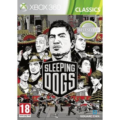 Sleeping Dogs - Classics XBOX 360 Sleeping Dogs - Classics XBOX 360 SQUARE ENIX