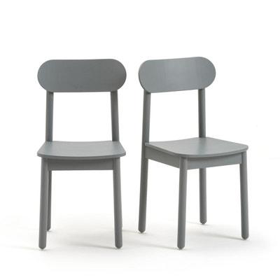 chaise chaise haute de salle manger de bar en solde la redoute. Black Bedroom Furniture Sets. Home Design Ideas