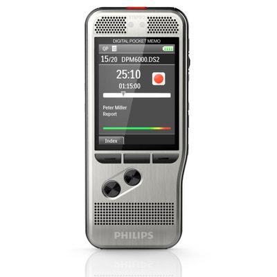 Dictaphone PHILIPS Pocket-Mémo DPM6000 Dictaphone PHILIPS Pocket-Mémo DPM6000 PHILIPS