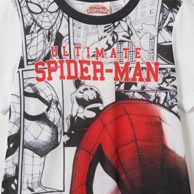 Pijama curto, 2-12 anos AMAZING SPIDERMAN