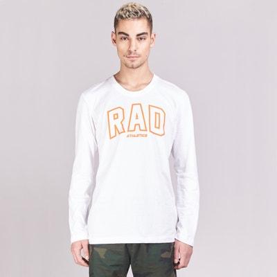 T-shirt scollo rotondo, maniche lunghe, motivo davanti T-shirt scollo rotondo, maniche lunghe, motivo davanti RAD