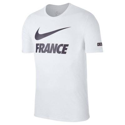 T-shirt col rond, motif devant NIKE