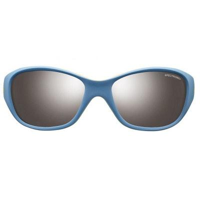 Lunettes de soleil pour enfant JULBO Bleu Solan Bleu   Jaune Spectron 3+  Lunettes de b520275c276b