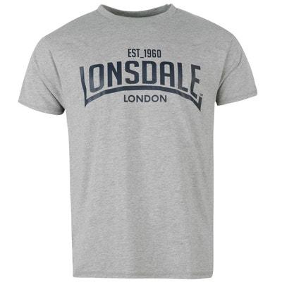 T-shirt de box manche courte LONSDALE