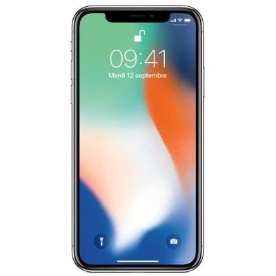 Smartphone APPLE iPhone X Argent 256 GO Smartphone APPLE iPhone X Argent 256 GO APPLE