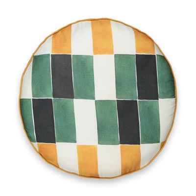 Подушка круглая, дизайн Генриетты Х. Янсен Подушка круглая, дизайн Генриетты Х. Янсен Henriette Jansen X la redoute