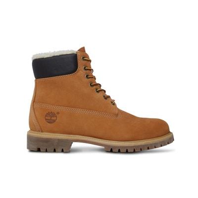 Boots 6 In Fur /Warm Lined, Leder Boots 6 In Fur /Warm Lined, Leder TIMBERLAND