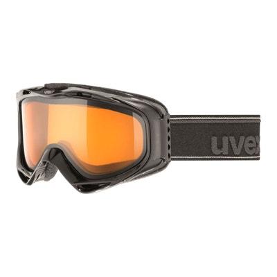 g.gl 300 LGL - Lunettes de protection - noir UVEX