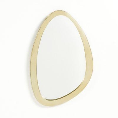 Ruffaro Brass Mirror La Redoute Interieurs