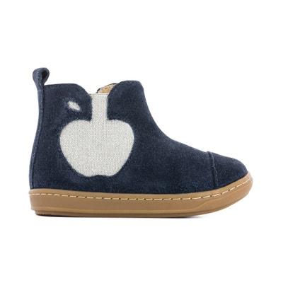 Bouba Apple Leather Chelsea Boots REDOUTE TEEN S