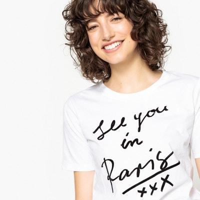 Camiseta estampada La Redoute Collections