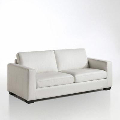 Canapé cuir 2 ou 3 places, Ysella La Redoute Interieurs