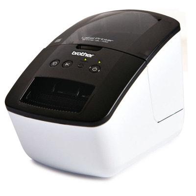 Imprimante d'étiquette Brother QL-700 Monochrome 300 x 600 dpi 150 mm/sec USB Imprimante d'étiquette Brother QL-700 Monochrome 300 x 600 dpi 150 mm/sec USB DEVOLO