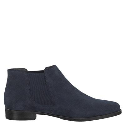 Lia Leather Boots TAMARIS