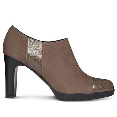 La Solde Redoute Nubuck Femme En Chaussures gt1xwI8qX