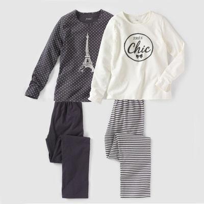 Pyjama jersey imprimé La Redoute Collections
