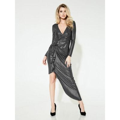 Robe Longue Effet Metallise GUESS 4e731fd82bee
