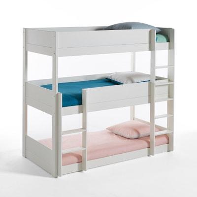 Litera con 3 camas MEETING Litera con 3 camas MEETING La Redoute Interieurs
