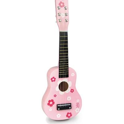 Guitare fleurs VILAC