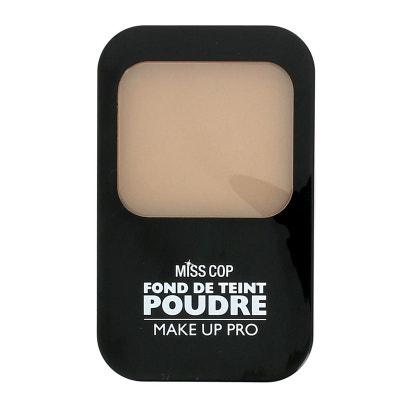 Fond de Teint Poudre Make Up Pro Miss Cop - 04 Cannelle Fond de Teint Poudre Make Up Pro Miss Cop - 04 Cannelle MISS COP