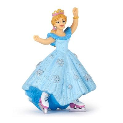 Figurine princesse avec patins à glace PAPO