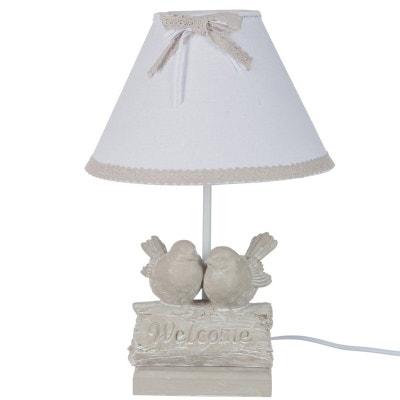 Lampe d'ambiance Petits Oiseaux 40 cm JOLIPA