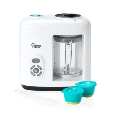 Robot Cuiseur-Mixeur Vapeur Robot Cuiseur-Mixeur Vapeur TOMMEE TIPPEE