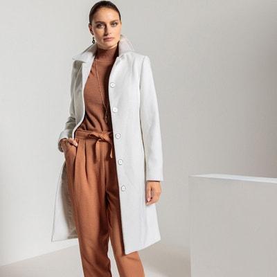 Manteau long, fermeture boutonnée ANNE WEYBURN