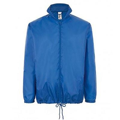 Coupe vent bleu marine femme en solde   La Redoute f0ab79e810b9