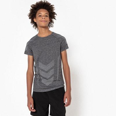 T-shirt sport, réfléchissant 10-16 ans T-shirt sport, réfléchissant 10-16 ans LA REDOUTE COLLECTIONS