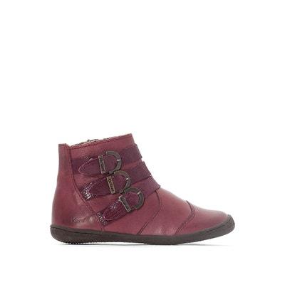 Boots pelle CALINA KICKERS