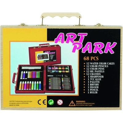 Coffret artistique 68 pièces Coffret artistique 68 pièces WDK GROUPE PARTNER