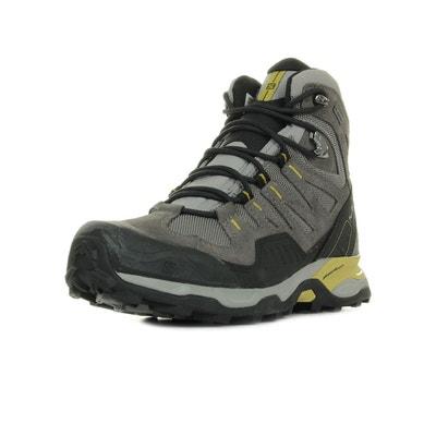 Gelert Ottawa Mid Hommes Chaussures Bottes Bottines Randonnee Marche Sport Gris 9 (43) XsXuwzGV