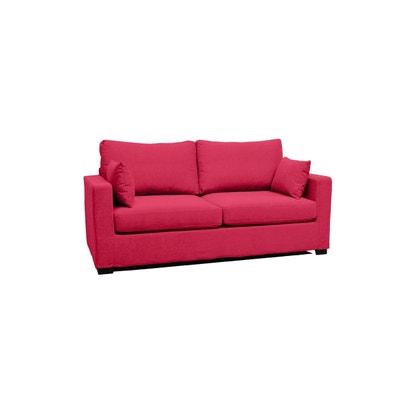 canape fushia la redoute. Black Bedroom Furniture Sets. Home Design Ideas