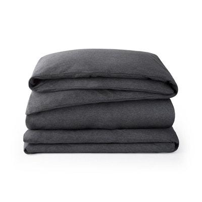 Housse de couette Modern Cotton Body Charcoal CALVIN KLEIN HOME