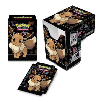 Pokémon : Boîte de rangement Évoli Pokémon : Boîte de rangement Évoli ASMODEE