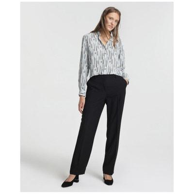 Pantalon habillé   de type droit Pantalon habillé   de type droit WOMAN EL CORTE INGLES