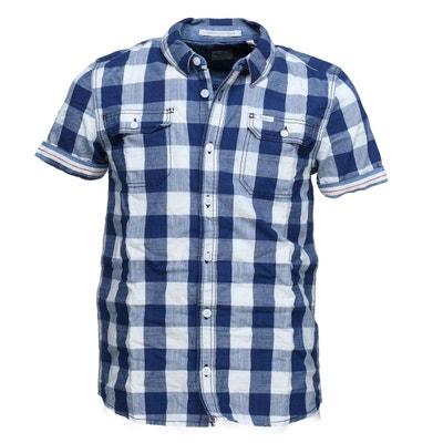 Chemise garçon - Vêtements enfant 3-16 ans Pepe jeans   La Redoute 6a27041bca71