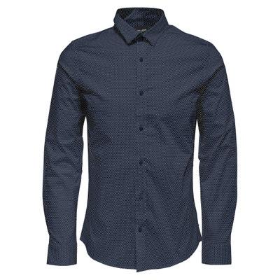 Printed Long-Sleeved  Shirt Printed Long-Sleeved  Shirt ONLY & SONS